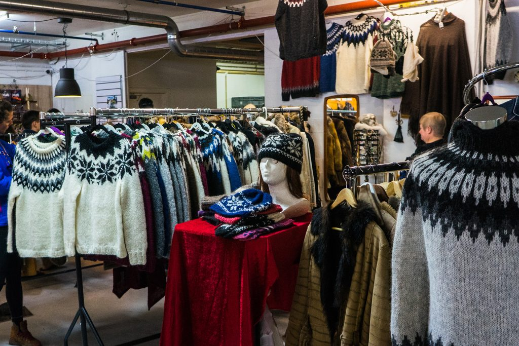 Kolaportið second hand market