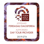 Authorised day tour provider