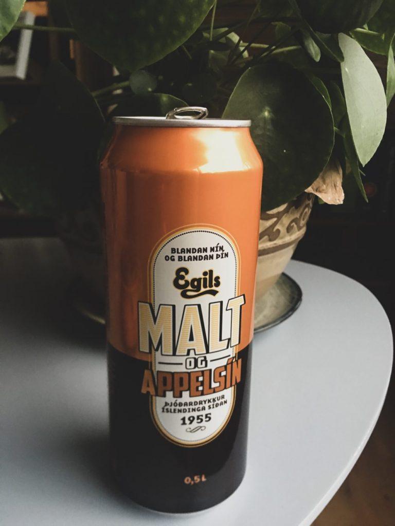 Malt and Appelsín