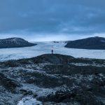Solla around Hoffelsjökull